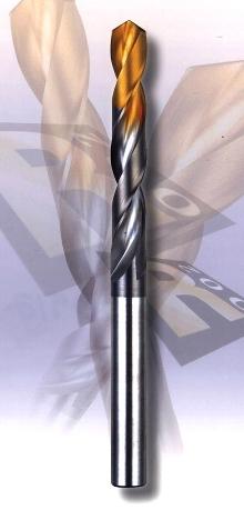 Jobber Drills feature TiN coating.