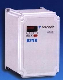 AC Drive handles harsh washdown applications.