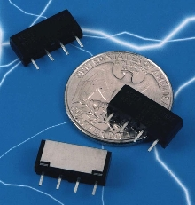 Reed Relays are available with up to 50 W contact rating.