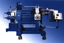 Extrusion System includes screen changer and melt pump.