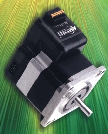 Stepping Motor offers integrated motion control.