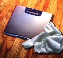 Digital Health Scale calculates Body Mass Index.