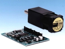 Stepping Motor System provides high-accuracy positioning.