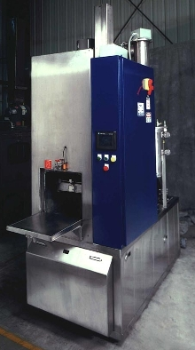 Basket Washer accommodates high production requirements.