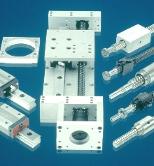 Linear-Motion Stage includes multiple drive options.