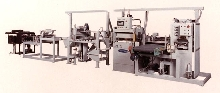 Die-Cutting System processes magnetic material.