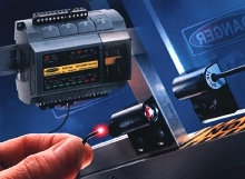 Fiber Optic Safety System replaces interlock switches.