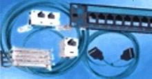 Connectivity System provides Category 5e technology.