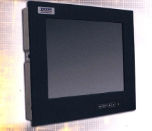 Touch Monitor suits hazardous location installations.