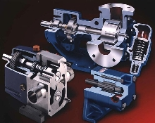 Rotary Pumps offer alternative to centrifugal pumps.