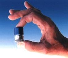Pressure-Reducing Regulator is made of stainless steel.