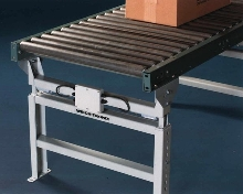 Bolt-On Frame adds in-line weighing to ordinary conveyors.