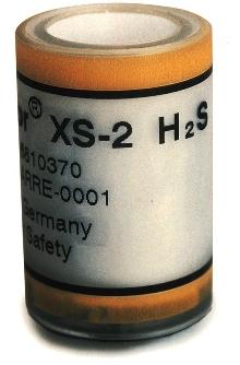 Electrochemical Sensor measures hydrogen sulfide.