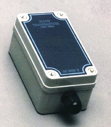 Flow Transmitter offers programmable flow or frequency input.