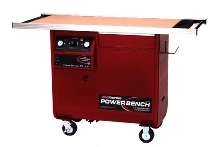 Power Center combines compressor, workstation, and tool caddy.