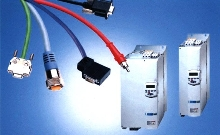 Frequency Converter features SERCOS interface.