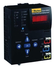 Ethernet Buscoupler is available as analog or digital.