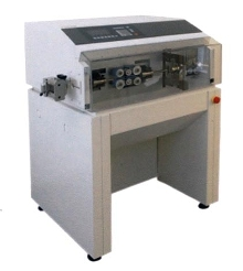 Cutting/Stripping Machine is heart of wire processing line.