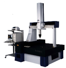 Coordinate Measuring Machine offers 4 temperature sensors.