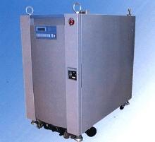 Vacuum Pump works at variable pumping speeds.