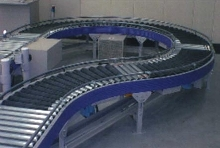 Conveyor System supports up to 47 lb-ft.