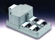 Junction Box provides IP68 and NEMA 6p protection.