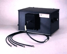 Spectrometer has 150 mm focal length.