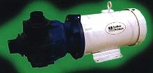 Magnetic Drive Pumps have no seals, don't leak.