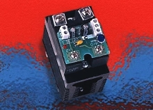 Power Control Relay provides proportional output.