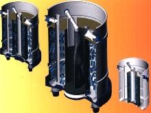Coalescing System skims, aerates, and separates coolant.