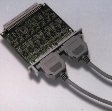 Strain Gage Interface Card handles 4- and 6-wire circuits.