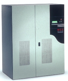 Uninterruptible Power Supply protects up to 300 servers.