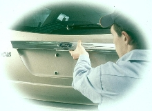 Adhesive Transfer Film fits automotive assembly applications.