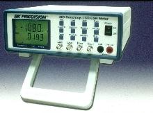 LCR/ESR Meter tests components at high speeds.