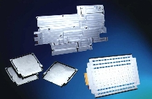 Cold Plates suit high-watt density applications.