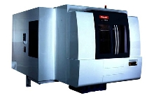 Machining Center offers accuracy better than ISO 10791-4.