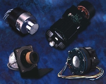 Brushless DC Drives suit OEM applications.