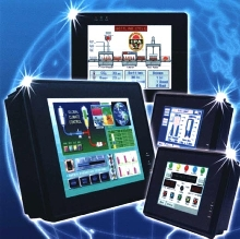 Touchscreen Interfaces offer 133 MHz processing.