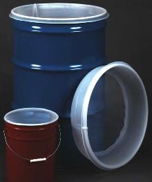 Particle Strainer suits 55-gallon drums and 5-gallon pails.