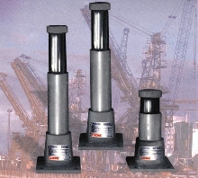 Shock Absorbers protect heavy machinery and equipment.