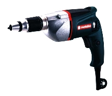 Corded Screwdriver provides high torque.