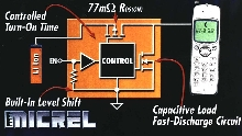 Switches and MOSFETs conserve space in digital devices.