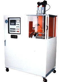 Induction Heating Equipment also quenches and cools parts.