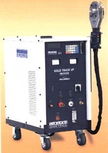 Welding Power Supply offers variable power technology.
