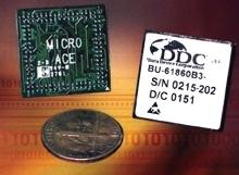 Ball Grid Arrays meet MIL-STD specs.