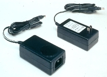 External Power Supply is CE- and TUV-compliant.