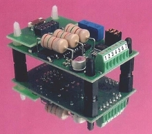 Controller Amplifier works with brushless motors.