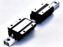 Linear Motion Guides suit machine tool industry.