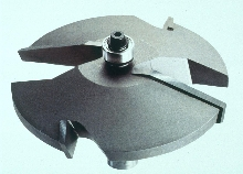 Router Bits have custom-blended carbide with titanium.