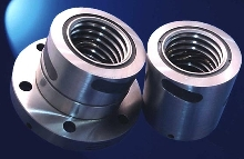 Double Nut Design stops errors caused by spacers.